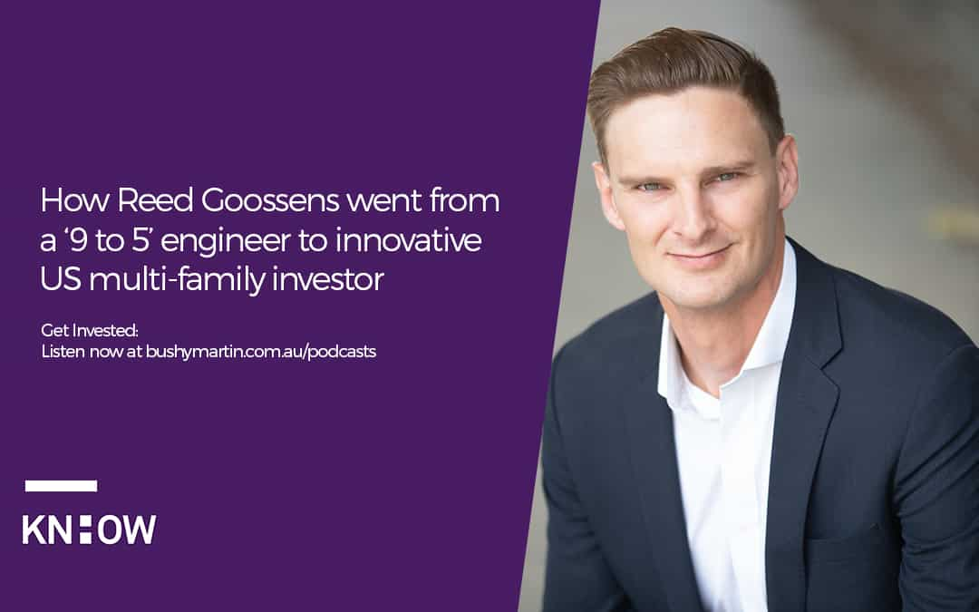 How Reed Goossens went from a '9 to 5' engineer to US multi-family property investor
