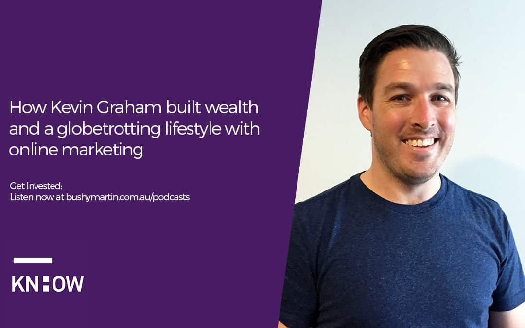 How Kevin Graham built wealth and a globetrotting lifestyle with online marketing