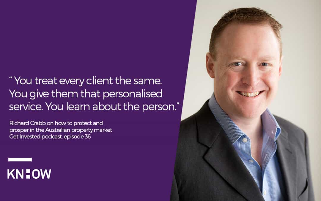 The importance of relationships and professionalism in the property industry