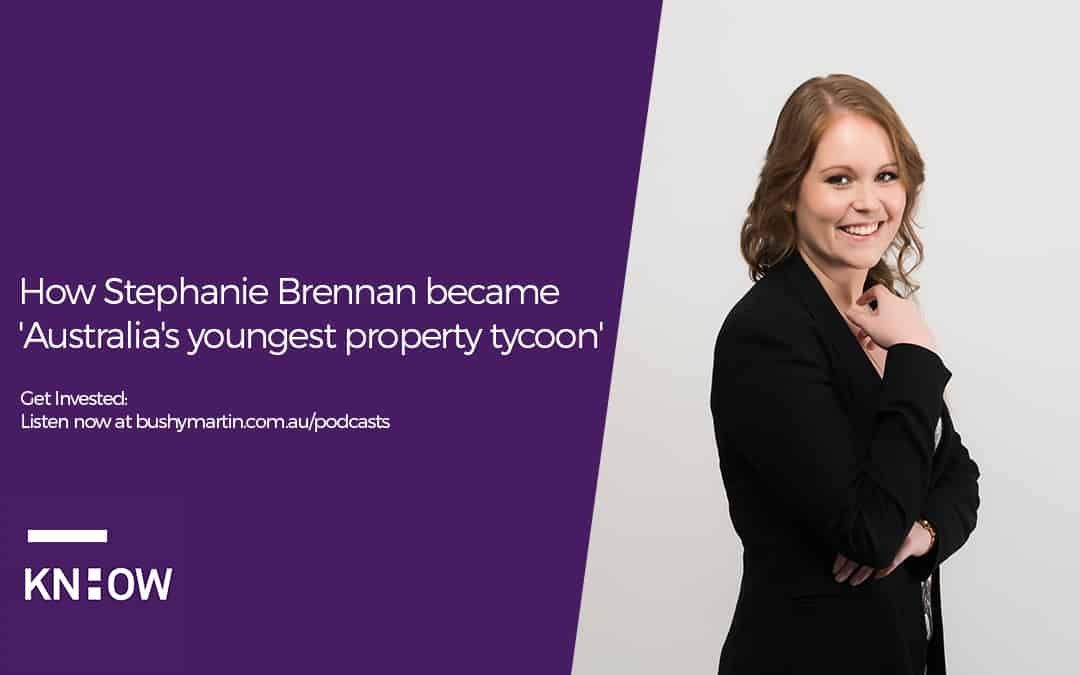 How Stephanie Brennan became 'Australia's youngest property tycoon'