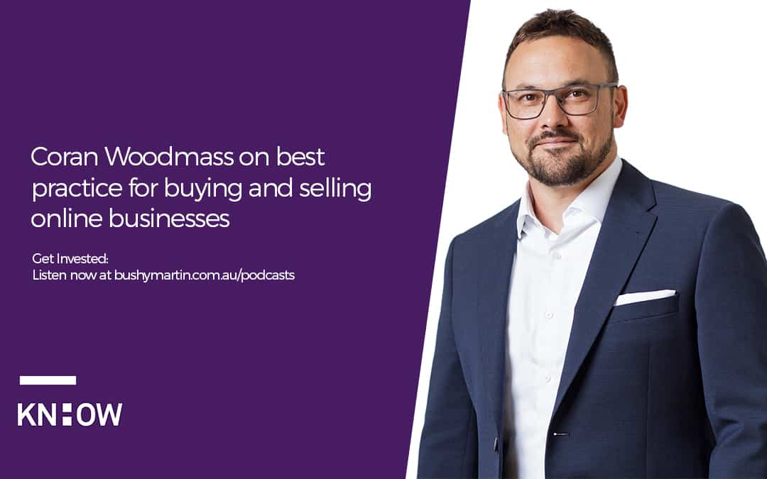 Coran Woodmass on best practice for buying and selling online businesses