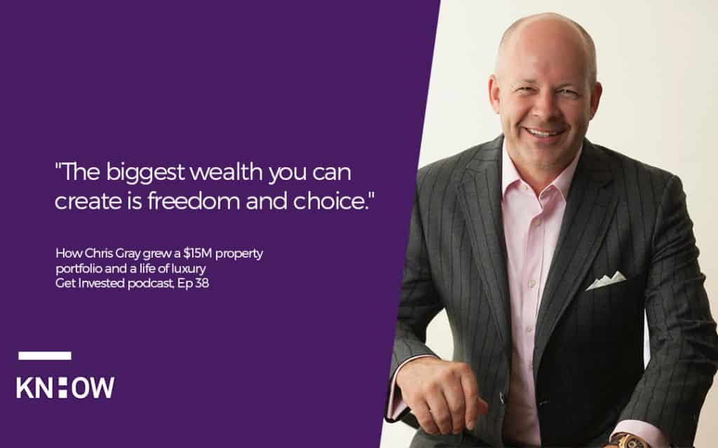 chris gray investment freedom podcast