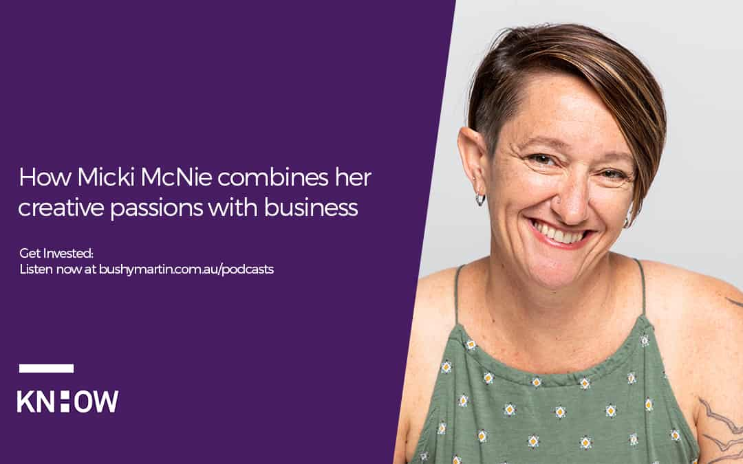 How Micki McNie combines her creative passions with business