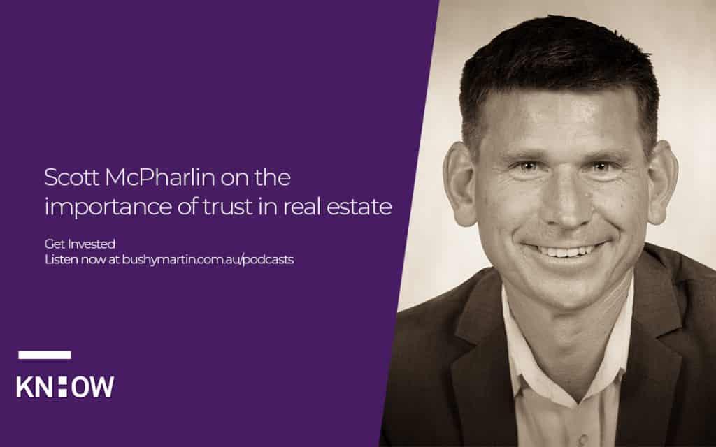 scott mcpharlin trust in real estate