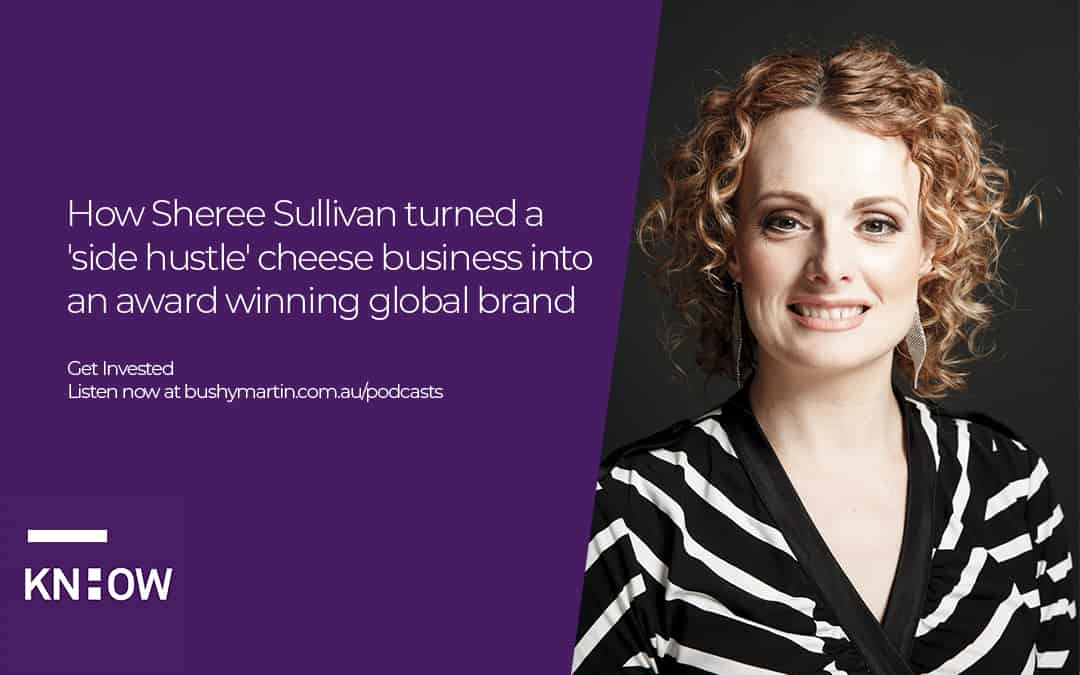How Sheree Sullivan turned a 'side hustle' cheese business into an award winning global brand