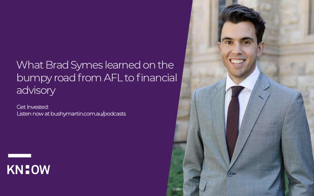 Brad Symes Get Invested podcast