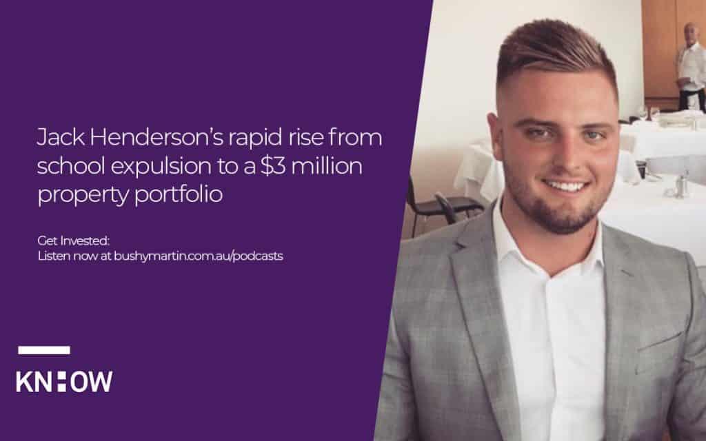 jack henderson success school podcast interview
