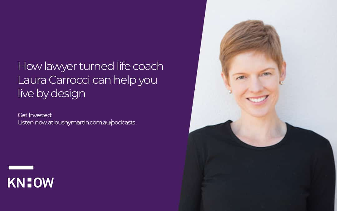 How lawyer turned life coach Laura Carrocci can help you live by design