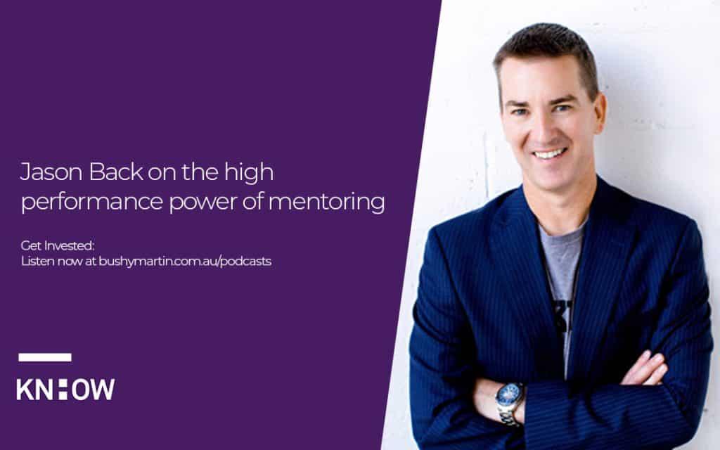jason back mentoring podcast