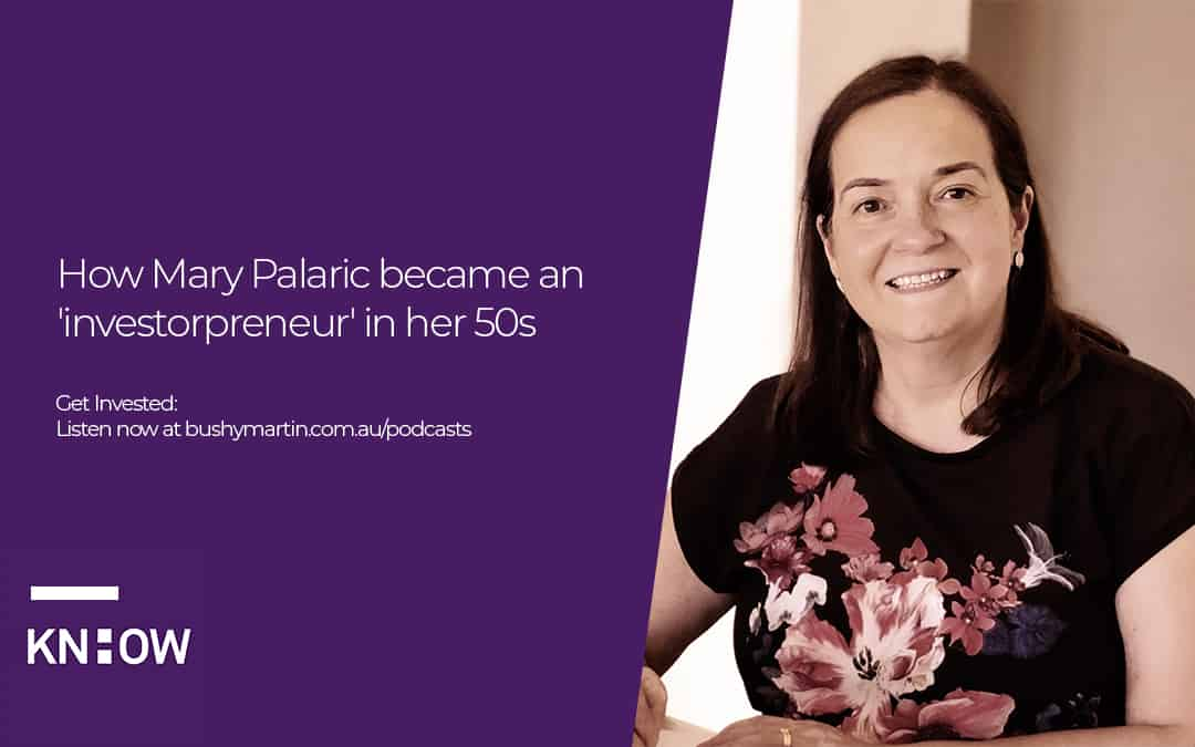How Mary Palaric became an 'investorpreneur' in her 50s