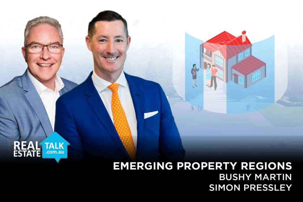 australian regional towns property investment