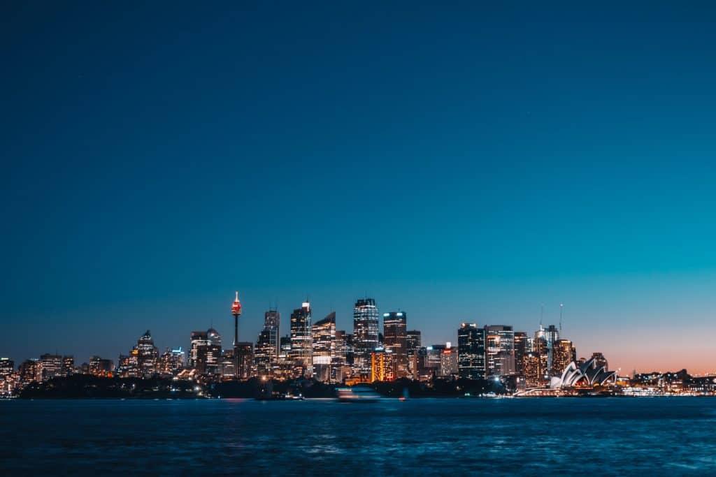 budget australian property