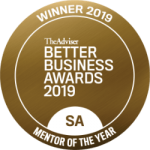 Mentor of the Year – The Advisor – Better Business Awards 2019
